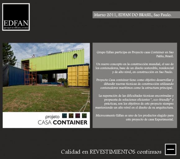Casa container marfil sevilla - Casa container espana ...