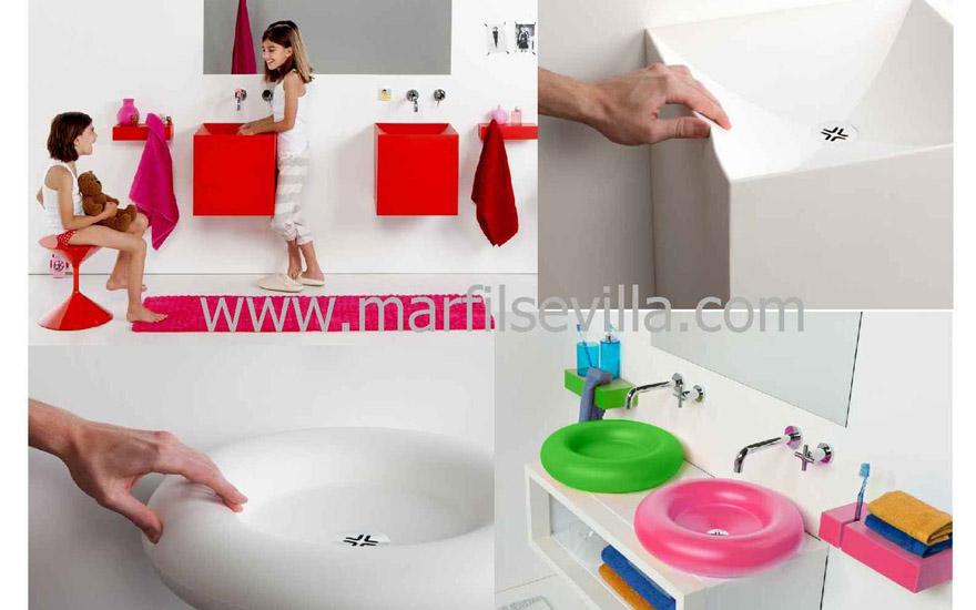 lavabos y sanitarios marfil sevilla