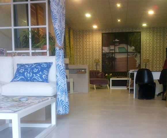 Nuevo showrooms