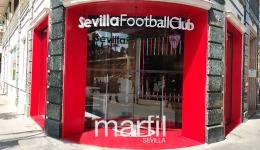 Tienda Sevilla FC, Sevilla